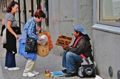 Helping Homeless AltruHelp