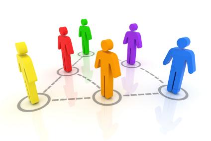 volunteer social-network