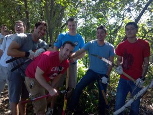 AltruHelp Team Volunteering on 9/11/11