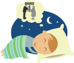 Sleep Better from Altruism