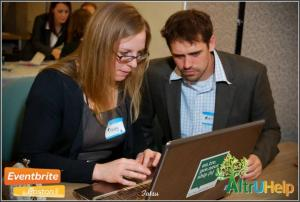 AltruHelp Winter IMPACT Networking