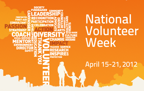 AltruHelp - National Volunteer Week: The Benefits of Volunteering