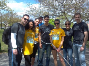 AltruHelp Earthday 2012 Charles River Cleanup