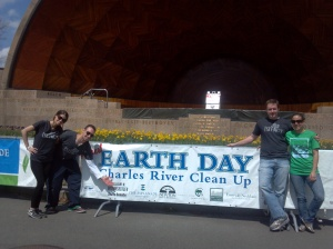 AltruHelp Earth Day 2012