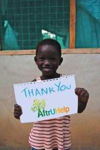 AltruHelp in Ghana