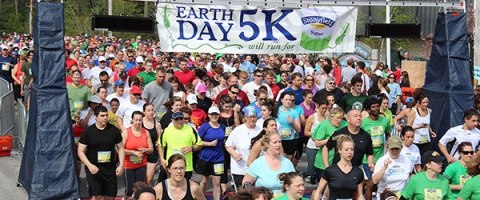 StonyFeild Earth Day 5K